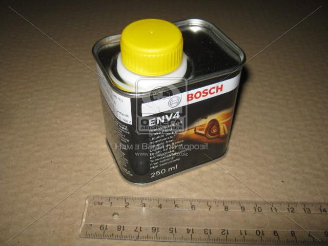 Жидкость торм env4 0 25л пр во bosch Тормозная жидкость 1 987